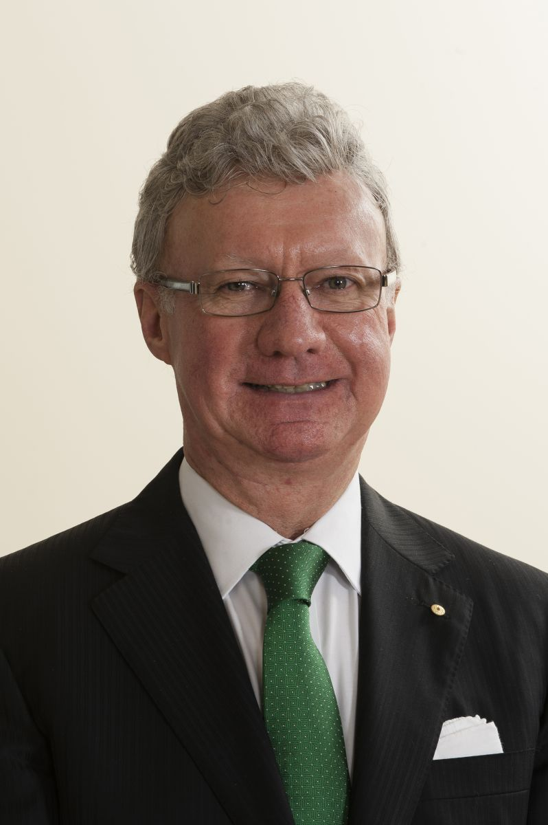 Governor General Paul de Jersey AC
