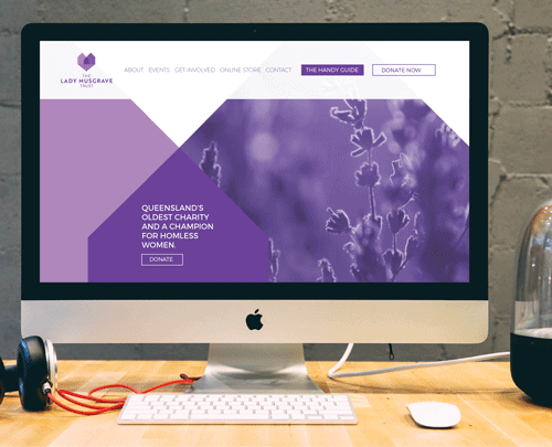 The new Lady Musgrave Trust website