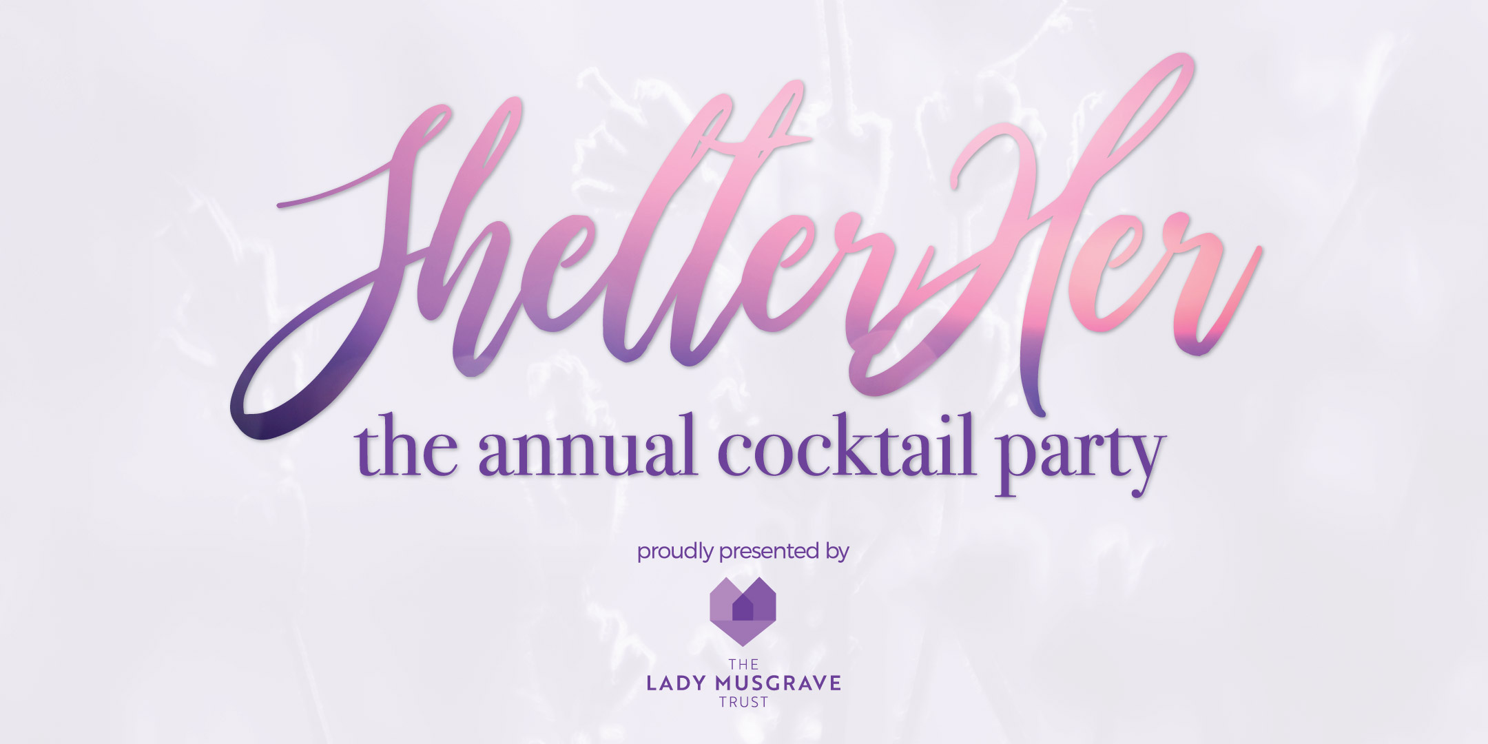 ShelterHer - The Annual Cocktail Party