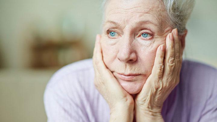 Older Women Homeless